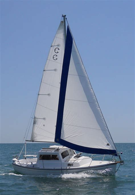 Sailing Boat L by Research 2013 Pac Yachts Cp 23 Pilothouse On