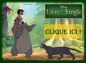 Jeux De Jungle : jeux de le livre de la jungle cahier de jeux imprimer ~ Nature-et-papiers.com Idées de Décoration