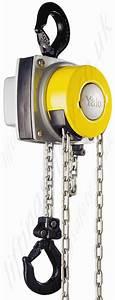 Yale  U0026quot Yalelift 360 U0026quot  Hand Chain Hoist  Top Hook Suspended