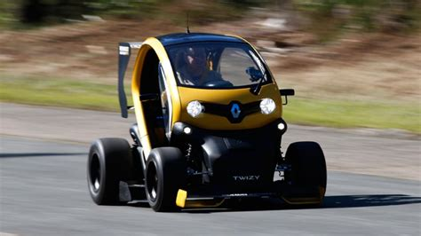 First Drive: Renault Twizy F1 Concept 2dr Auto