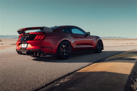 We'll be over here—building it. Tuned 2020 Ford Mustang Shelby GT500 Drag Races Modded ...