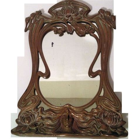 mirror antique deco mirrors for sale 10 of 15 photos