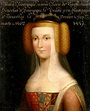 Unknown Artist — Portrait of Countess Mary of Burgundy ...