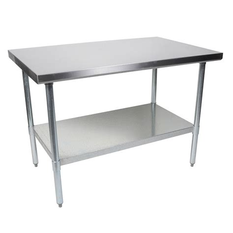 30 x 48 stainless steel table stainless steel table 34 5 quot x 48 quot x 30 quot hxwxd