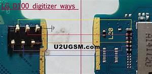 Lg L20 D100 Display Problem Solution Jumper Ways