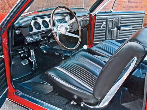1964 Gto Interior by 1964 Pontiac Gto High Performance Pontiac Rod Network