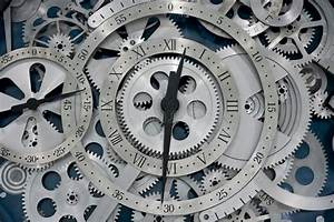Clock And Gears Stock Image  Image Of Elegance  Numeral