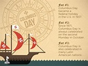 Happy Columbus Day! Here are three interesting facts that ...