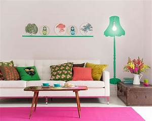 10 idees originales pour peindre son interieur blog deco With idee couleur peinture salon 9 5 idees pour peindre un mur en couleur blog home
