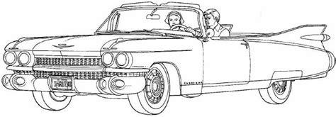 El Dorado Kleurplaat by Coloriages 224 Imprimer Cadillac Num 233 Ro 203279