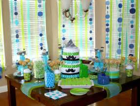 slightly overdone but some ideas for a baby shower