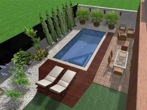 ejemplo de proyecto de diseno de jardin youtube