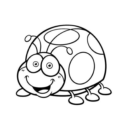 Kriebelbeestjes Kleurplaat by Leuk Voor Lieveheersbeestje