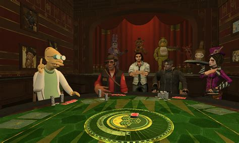 Poker Night At The Inventory 3 By Dullardkiller5 On Deviantart