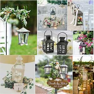 2017 wedding invitations trends metal lanterns as decor With metal lanterns for wedding decorations