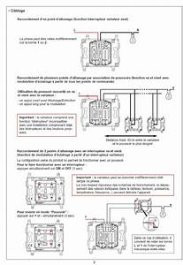 Branchement Variateur Legrand : schema branchement variateur legrand mosaic ~ Melissatoandfro.com Idées de Décoration