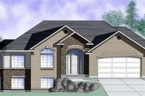 Traditional Style House Plan 3 Beds 2 5 Baths 1673 Sq/Ft
