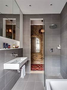 Small, Gray, Bathroom, Ideas, A, Balance, Between, Style, And, Space