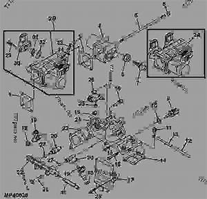 John Deere Gator Engine Diagram