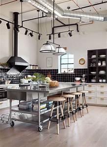 Ideas, De, Cocina, Estilo, Industrial