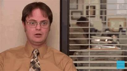 Office Backgrounds Dwight Funny Gifs Schrute Virtual