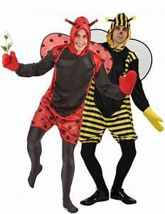 Berühmte Paare Kostüm : bienen marienk fer kost m f r paare paarkost me und g nstige faschingskost me vegaoo ~ Frokenaadalensverden.com Haus und Dekorationen