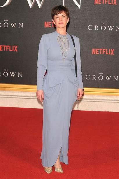 Premiere Crown Cast Netflix London Wenn Tv