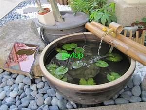 Fontaine De Jardin Solaire : fontaine solaire pompe solaire fontaine de jardin ~ Dailycaller-alerts.com Idées de Décoration