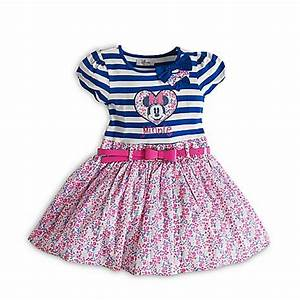 robe minnie mouse style marin pour enfants baby swag With robe style marin