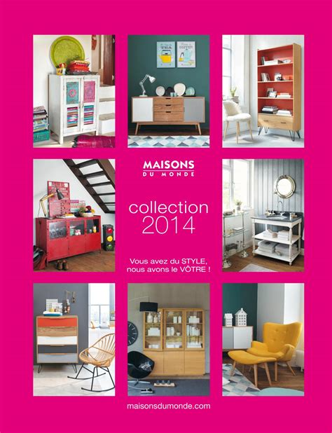 maisons du monde catalogue ventana blog