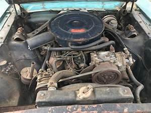 1966 Mustang Coupe 289 Cid 4 Barrel Carburetor  U0026quot A U0026quot  Code