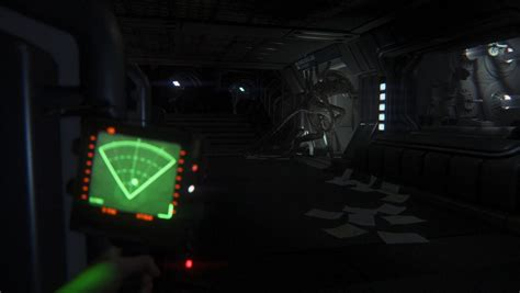 Hd Alien Isolation Screenshots Released Avpgalaxy