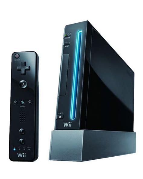 Buy Wii Console by Buy Nintendo Wii Nintendo Wii Console Black Estarland