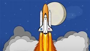 Endeavour NASA Space Shuttle by EvolveKonceptz on DeviantArt
