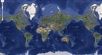 About Google Maps: How Google Maps Works-Satellite map ...