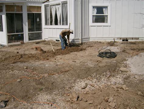 image gallery dirt floor