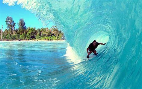 uji adrenalin   lokasi wisata alam ekstrim  indonesia