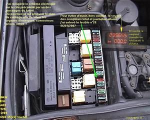 Voyant Batterie Allumé : e34 89 odb voyant compteur km reste allum r solu ~ Gottalentnigeria.com Avis de Voitures