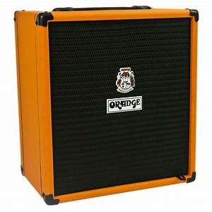 Orange Crush PiX CR50BX Bass Combo Amp - Ex Demo at ...