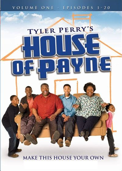 House Of Payne Dvd News Announcement For House Of Payne