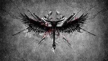Angel Wings Wallpapers Desktop Angels Symbol Warrior