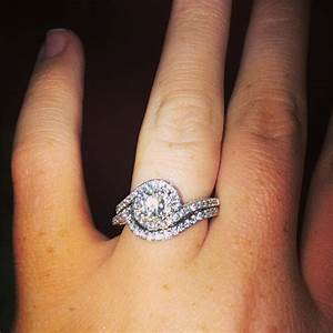 my tolkowsky engagement ring with pre made matching band With tolkowsky wedding ring
