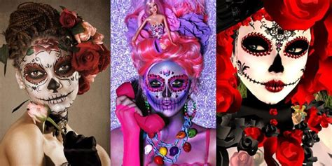 Catrina Halloween Makeup Ideas For 2016