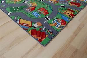 Tapis Enfant Route : tapis routier tapis de jeu ferme 200x490 cm ebay ~ Teatrodelosmanantiales.com Idées de Décoration