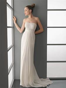 simple lace wedding gown style ipunya With simple wedding dress styles