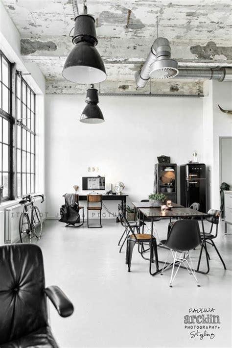 Flur Gestalten Industrial by Feel Inspired With These New York Industrial Lofts Deine