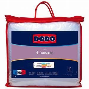 Achat Citronnier 4 Saisons : dodo 4 saisons couette blanc brandalley ~ Premium-room.com Idées de Décoration