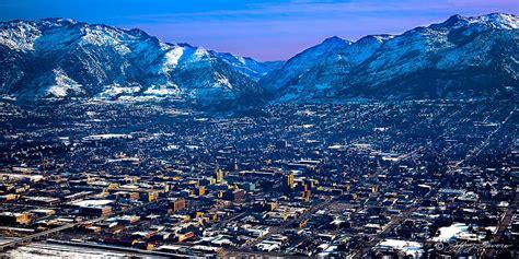 City of Ogden, Utah - Jeffrey Favero Fine Art Photography