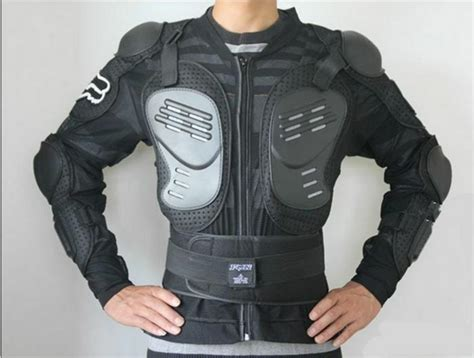 Hot Motorcycle Bike Full Body Armor Jacket Gear Chest