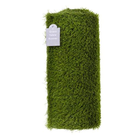Artificial Grass Table Runner By All Things Brighton